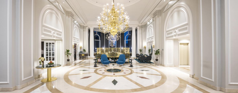 Hilton Brussels Grand Place hotel, België - Lobby