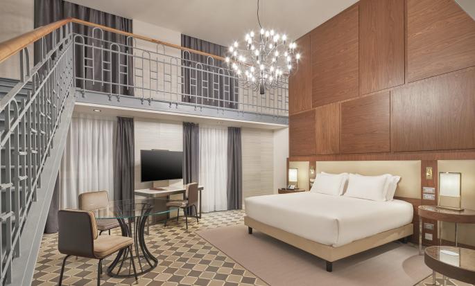 Letto Matrimoniale A Trieste.Hotel A Trieste Doubletree By Hilton Trieste